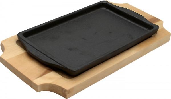 PARILLA Square serving pan 20 x 11.4 cm